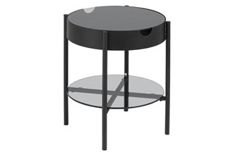 TIPTON_TRAY_TABLE_SMOKED_GLASS_BASE_BLACK_LACQUERED