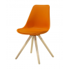 WOODY Dining chair w:orange