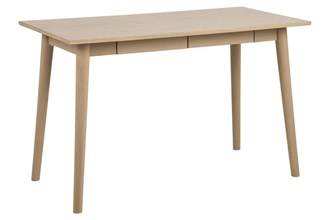 MARTE_DESK_SOLID_VENEER_OAK_WHITE_PIGMENTED_LACQUER_2_DRAWERS_120X60XH75