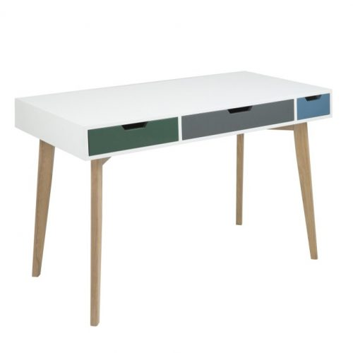 TESS_DESK_TOP_WHITE_MATT_LACQUER_3_DRW_GREEN_GREY_BLUE_NATURE_LEGS_H78_DR_ACT001