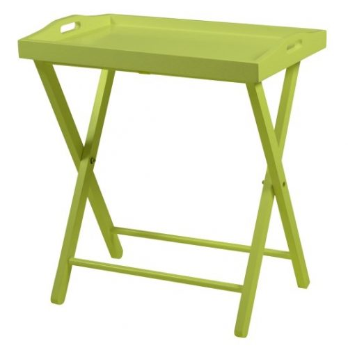 VASSOIO_TRAY_TABLE_GREEN_PINE_ACT002