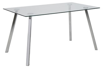 SUMI_DINING_TABLE_TOP_GLASS_10_MM_BASE_CHROME_140X80XH75