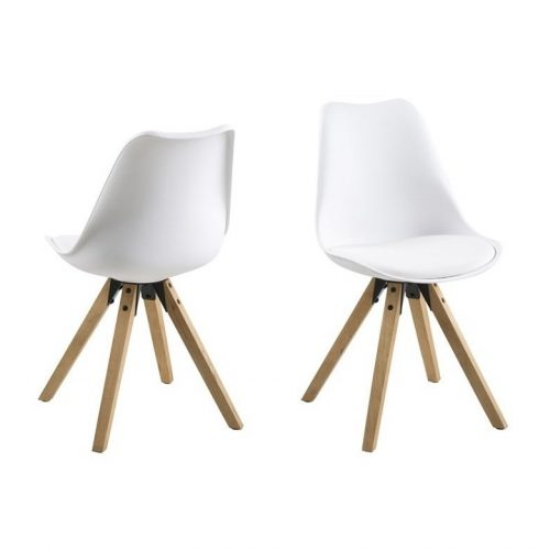 DIMA_DC_PLASTIC_WHITE_CUSHION_SNOW_WHITE_PU_LEGS_OAK_STAINED_OIL_TREATED2