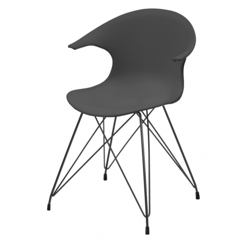 JAMES Chair w:anthracite PP