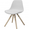WOODY Junior chair w:white