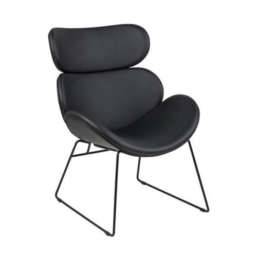 CAZAR_RESTING_CHAIR_BLACK_PU_BASE_METAL_BLACK