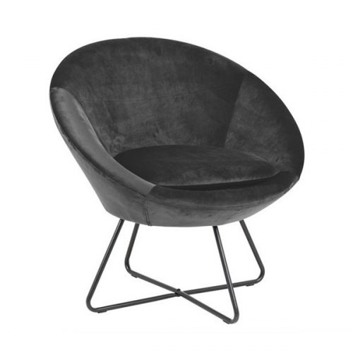 CENTER_RESTING_CHAIR_VIC_DARK_GREY_28_METAL_LEGS_PC_ROUGH_MATT_BLACK