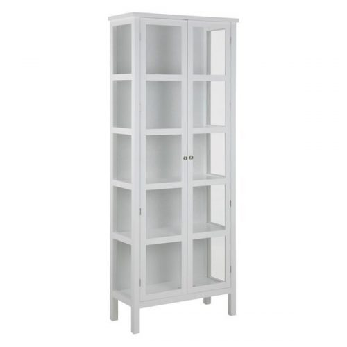 ETON_GLASS_CABINET_WHITE_PAINTED_NC_LACQUER_2_DOORS_80X35_5XH203