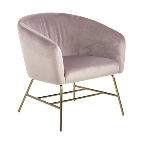 RAMSEY_RESTING_CHAIR_VIC_DUSTY_ROSE_18_BASE_METAL_BRASS_COLOURED