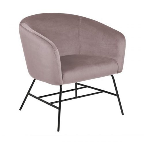 RAMSEY_RESTING_CHAIR_VIC_DUSTY_ROSE_18_BASE_METAL_POWDER_COATED_MATT_BLACK