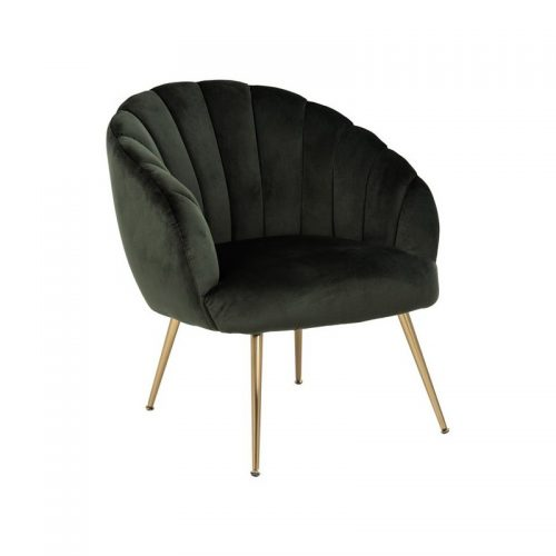 DANIELLA_RESTING_CHAIR_VIC_DARK_GREEN_74AC_METAL_LEGS_BRUSHED_CHROME_BRASS_COLOUR_ORIG