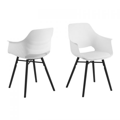 RAMONA_DC_WHITE_SEAT_WHITE_CUSHION_RW_LEGS_BLACK_PC_METAL_CROS_BLACK