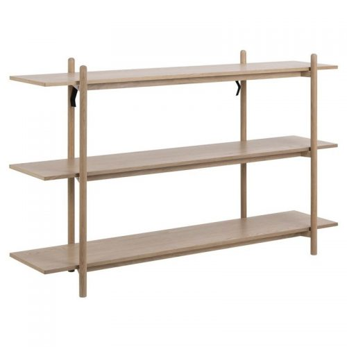 ASBAEK_WALL_UNIT_SOLID_VENEER_OAK_WL100_3SHELVES_150X36_6XH90_ORIG