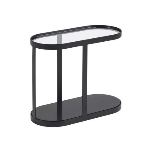 NOVILLE_ELKI_LT_TOP_CLEAR_GLASS_SHELF_BLACK_MARBLE_BASE_METAL_BLACK_MPG001_56X26XH44_ORIG