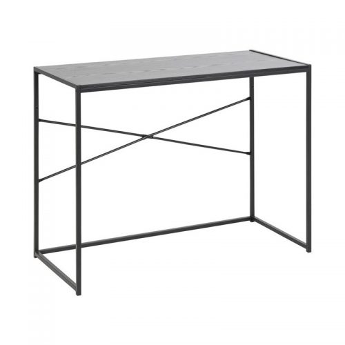 SEAFORD_DESK_MELAMIN_ASH_BLACK_BASE_METAL_PC_ROUGH_MATT_BLACK_5_100X45XH75